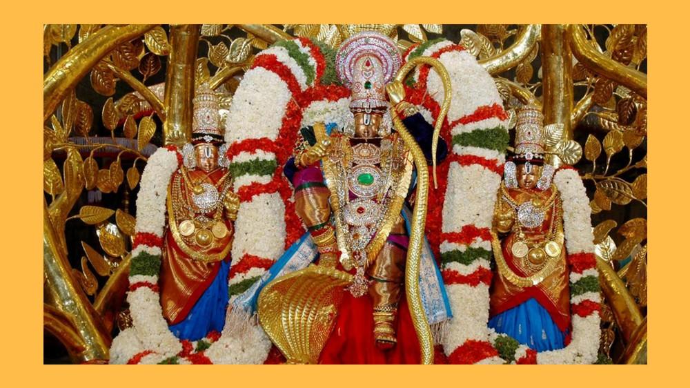 Tirumala Tirupati Balaji Darshan