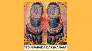 Nijapada Darshanam Seva