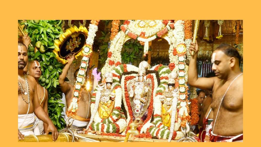 Tirumala Tirupati Padmavathi Parinyam Seva Tickets Online Booking
