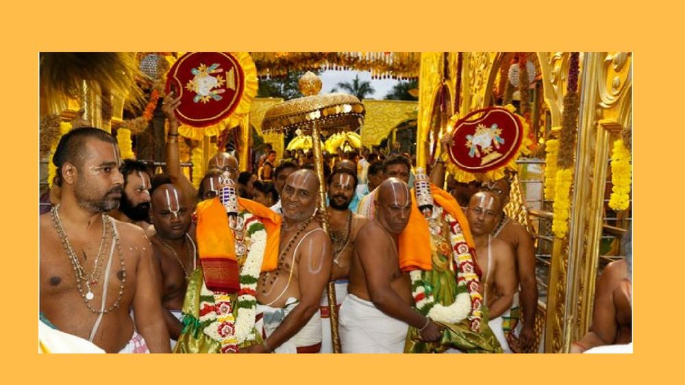 Padmavathi Parinyam Seva