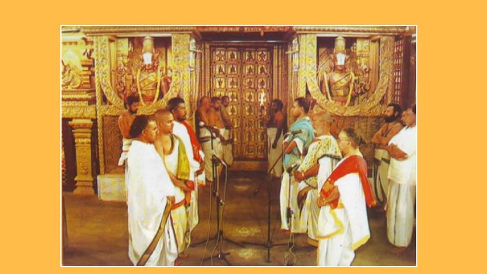 Suprabhatam Seva