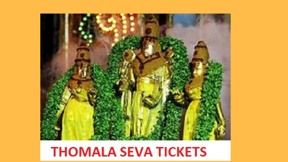 TTD Thomala Seva Details, Timings & Ticket Booking Information